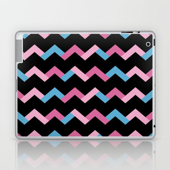 Geometric Chevron Laptop & iPad Skin