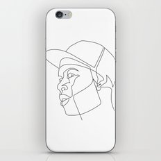 Dillalines iPhone & iPod Skin