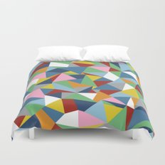 Abstraction #7 Duvet Cover
