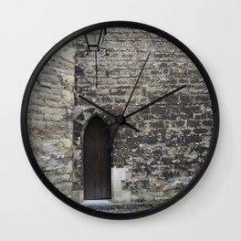 Doors Oxford 3 Wall Clock
