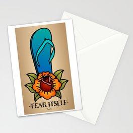 Fear Itself: La Chancla Stationery Cards