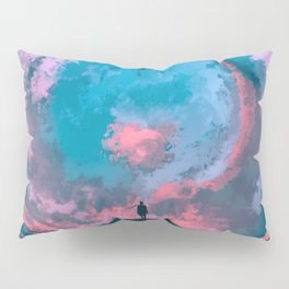 The Great Parting Pillow Sham