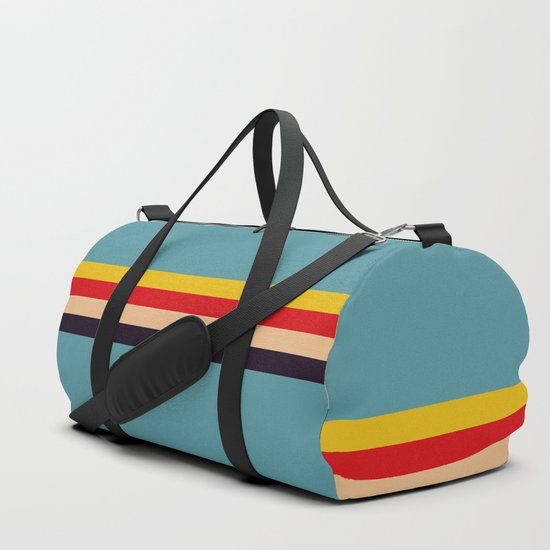 Thesan - Classic Retro Summer Stripes by alphaomega