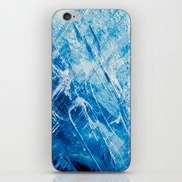 Blue Kyanite iPhone Skin