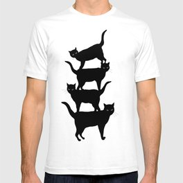 acro-cats T-shirt