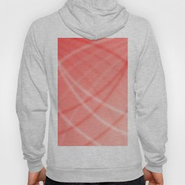 Red Background Hoody