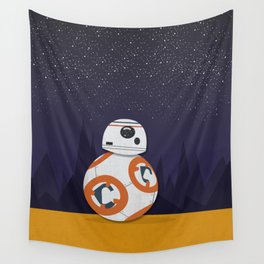 BB8 Wall Tapestry