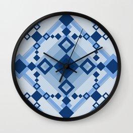 Sicilian Rhombus Wall Clock