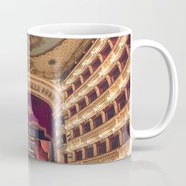 Teatro San Carlo Coffee Mug