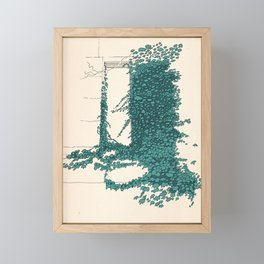 Yonge & Montgomery Framed Mini Art Print