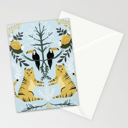Tigers and Tucans Stationery Cards