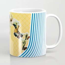 Skate Like a Girl Coffee Mug
