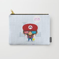 mario 3d Carry-All Pouch
