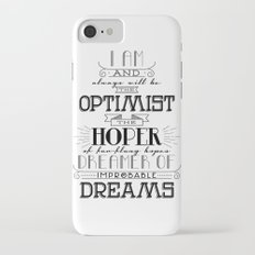 Doctor Who - Optimist Slim Case iPhone 7