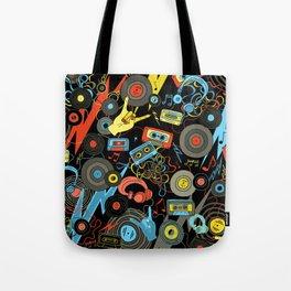 Rawk n Roll Tote Bag