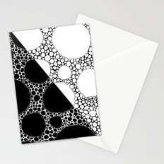 Double Pebbles Stationery Cards