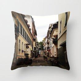 Baden Baden Throw Pillow