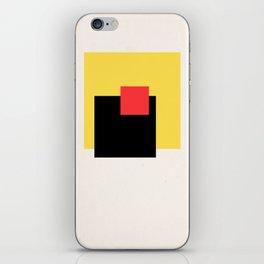 Unbalanced iPhone Skin