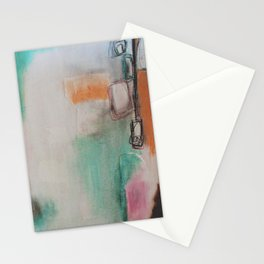 white space.  Stationery Cards