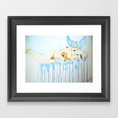 Aeia Framed Art Print