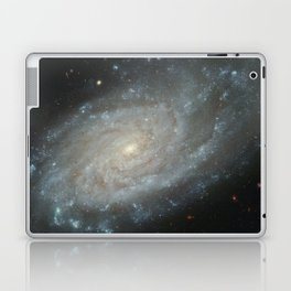Spiral Galaxy, NGC 3370 Laptop & iPad Skin