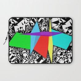 Color Sculpture Laptop Sleeve