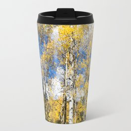 Colorado Aspens Travel Mug