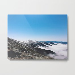 Appalachian Mountainscape. Metal Print