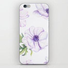 Anemones #society6 #buyart iPhone Skin
