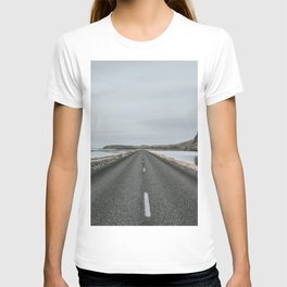 Empty Road - A Love Story T-shirt