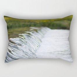 Chasing Waterfalls Two Rectangular Pillow