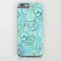 Blue Lagoon iPhone 6s Slim Case