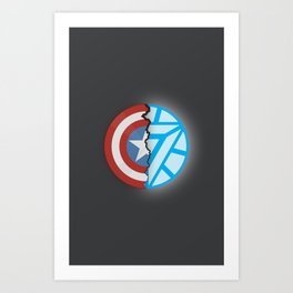 Civil War Art Print