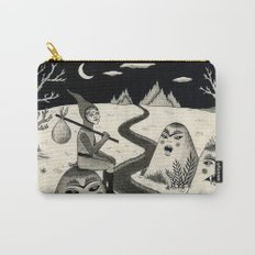 Weary Vagabond  Carry-All Pouch