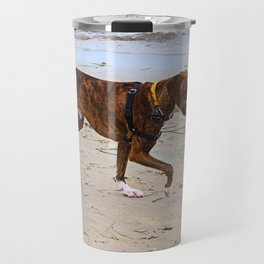 Beach Stride Travel Mug