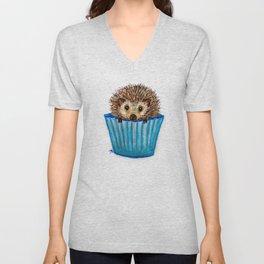 Prickle Muffin Unisex V-Neck