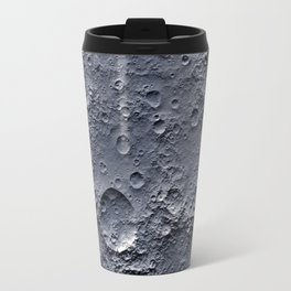 Moon Surface Travel Mug