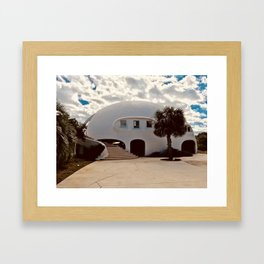 Igloo Framed Art Print