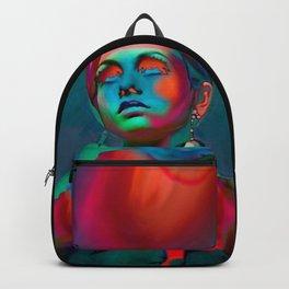 """""""Psychedelic Pop Fantasy"""" (Twiggy II) Backpack"""