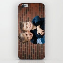 William & Henry Allen iPhone Skin