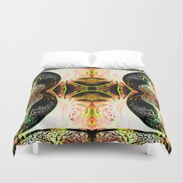 4elementz fire Duvet Cover