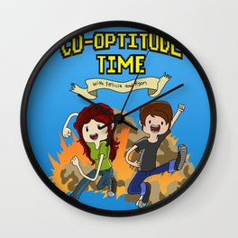 Co-Optitude Time Wall Clock