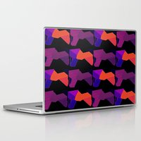 lions Laptop & iPad Skins featuring LIONS by lucborell