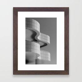 Getty Exterior No.1 Framed Art Print