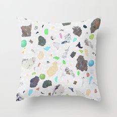 TERRAZZO Mosaic Throw Pillow