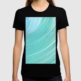 Blue Ripple T-shirt