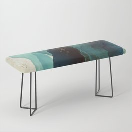 Indigo Mountains Bench