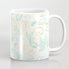 Tobacco Pattern 6 Coffee Mug