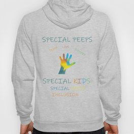 Great for all occassions Inclusion Tee Special Inclusion Hoody
