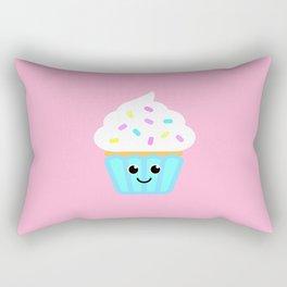 The cutest cupcake in town! Rectangular Pillow
